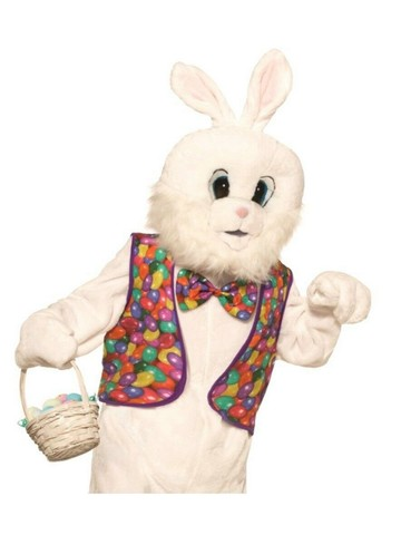 Easter Bunny Bow Tie and Vest Kit