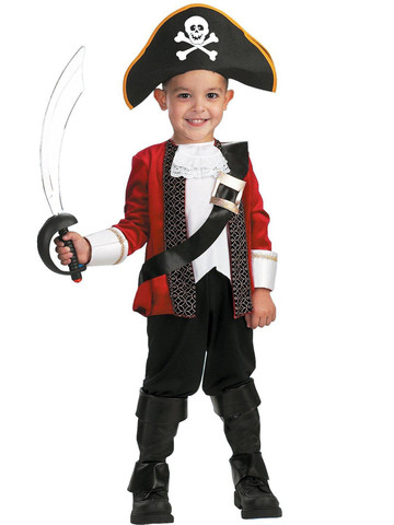 El Capitan Toddler / Child Costume