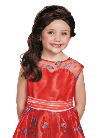 Elena of Avalor Child Wig