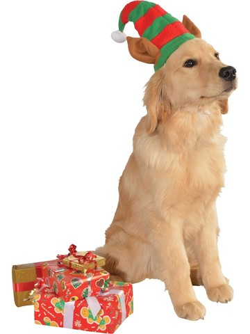 Elf Pet Hat Classic With Ears