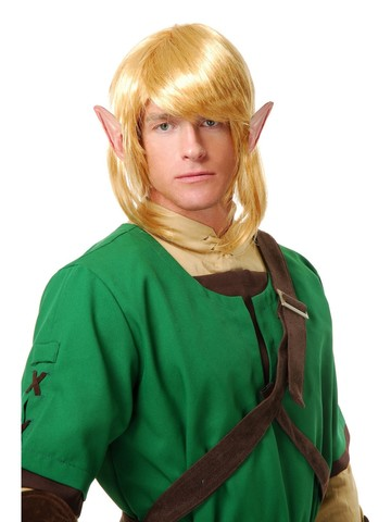 Warrior Fighter Elf Wig