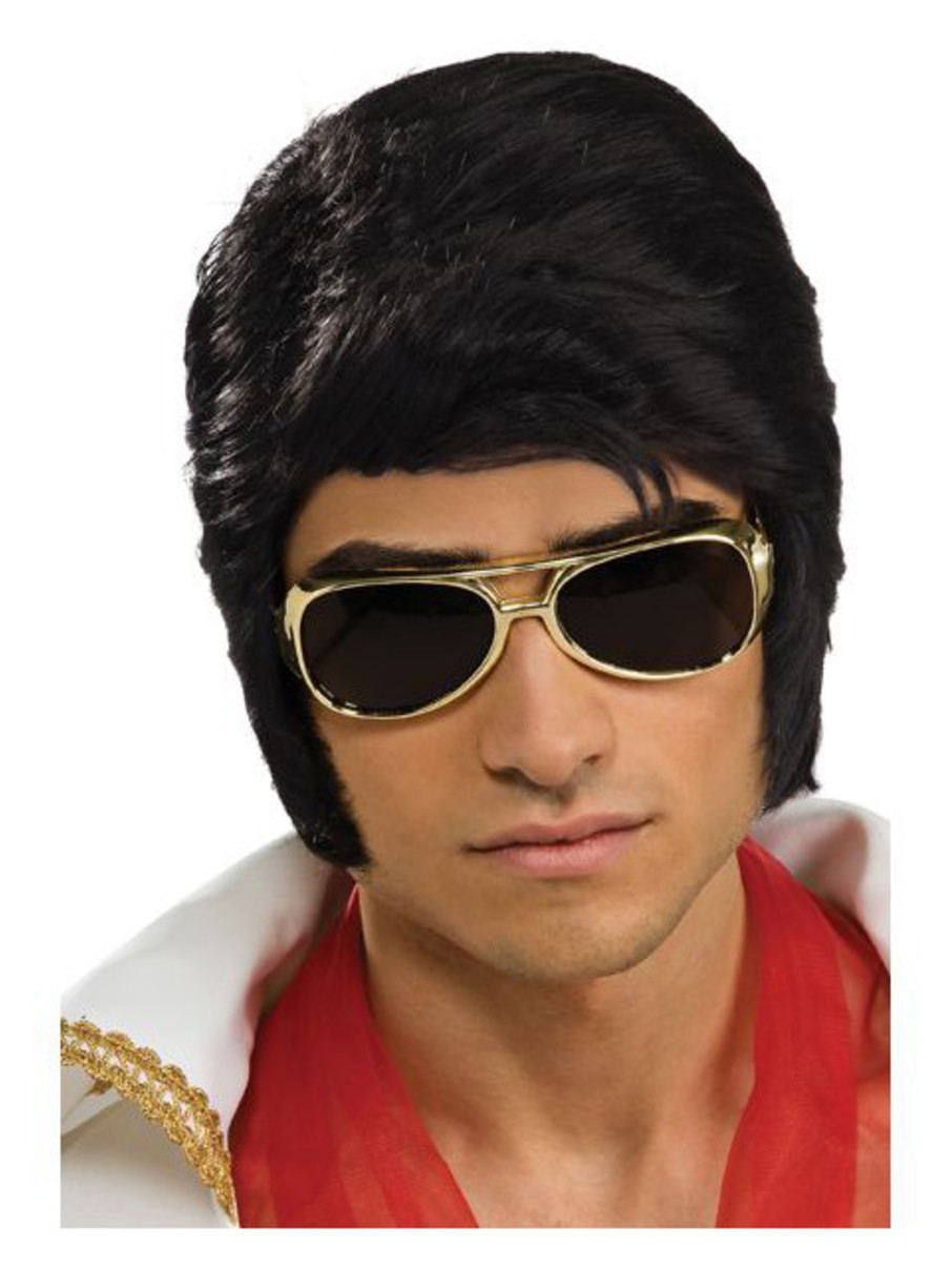 View larger image of Elvis Deluxe Wig