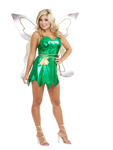 803ae16f98f Women's Emerald Forest Fairy Costume