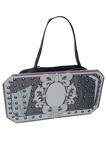 Ever After High Mirrored Clutch Purse