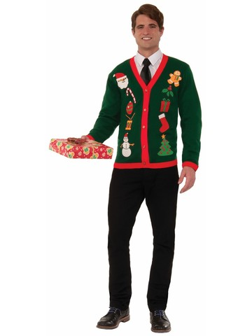 Holiday Icon Cardigan