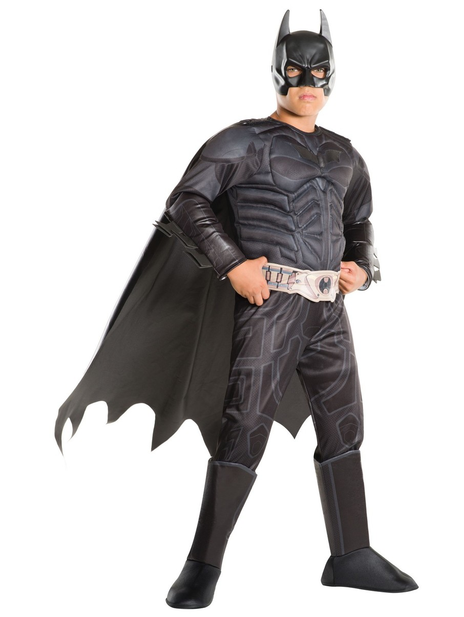 View larger image of Batman The Dark Knight Kids Deluxe Costume