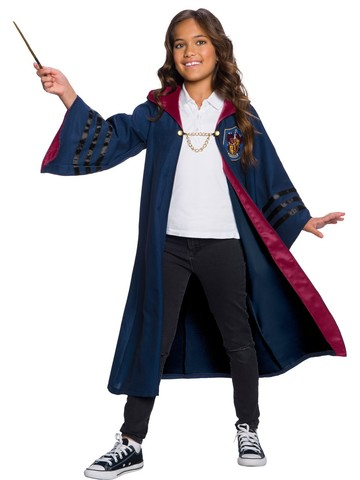 Fantastic Beasts Child Deluxe Gryffindor Robe