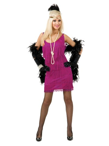 Womens Fashion Flapper Costume