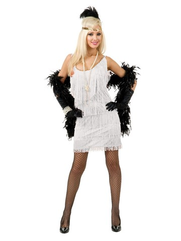 Fashion Flapper Womens Dress Costume