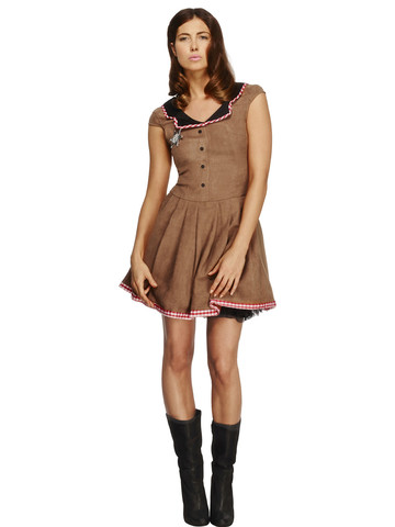Womens Fever Wild West Costume
