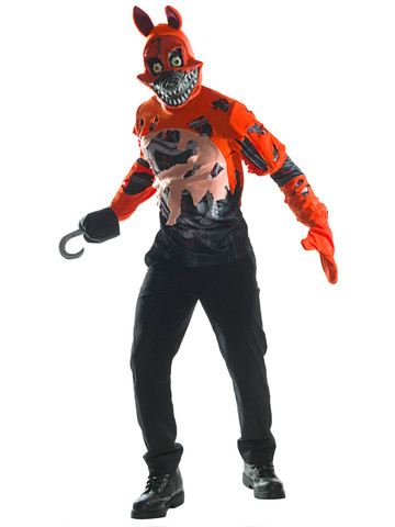 Adult Five Nights at Freddy's - Nightmare Foxy Costume