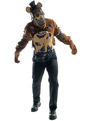 Adult Five Nights at Freddy's - Nightmare Freddy Costume