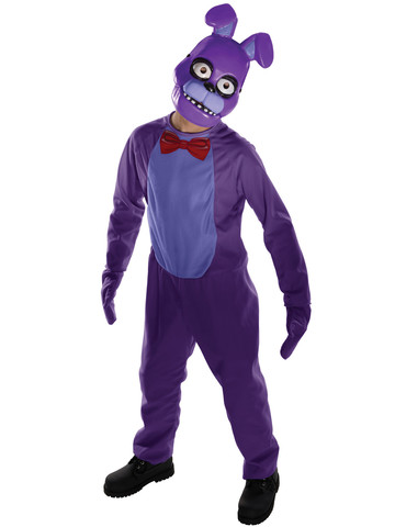 Five Nights at Freddy's Tween Bonnie Costume
