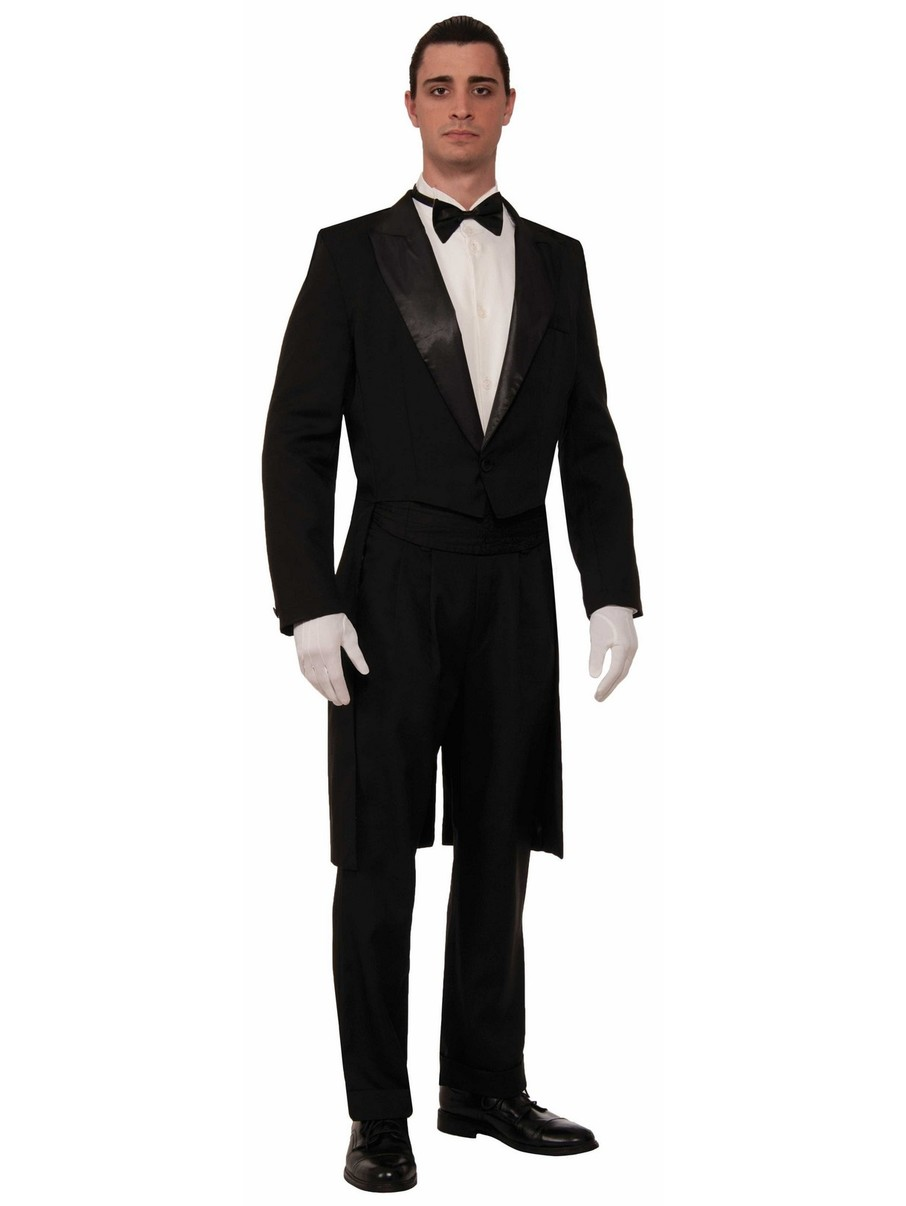 View larger image of Tuxedo Formal Tailcoat Costume