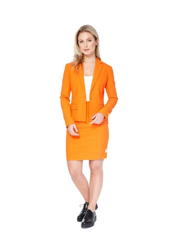 Foxy Orange Womens Opposuit
