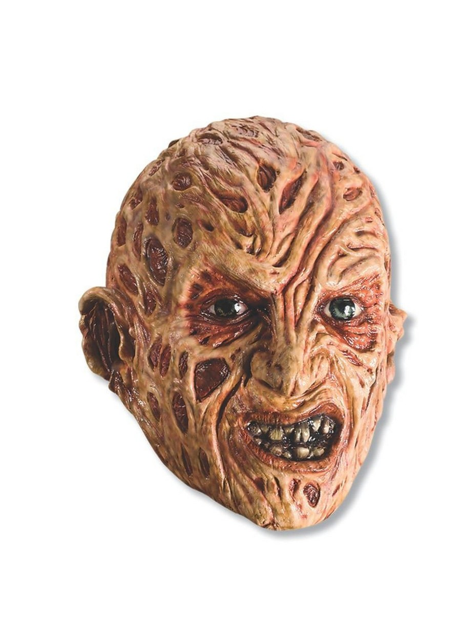 View larger image of Freddy Krueger 3/4 Adult Vinyl Mask