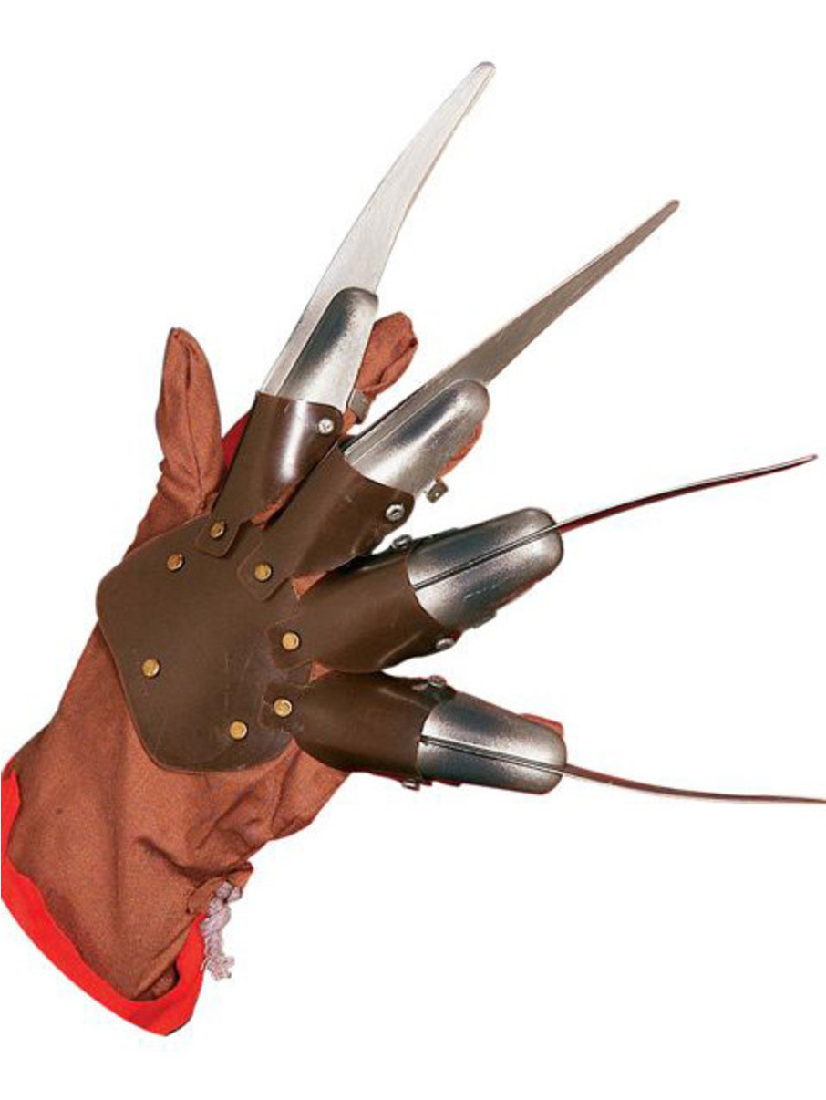 View larger image of Freddy Krueger's Glove