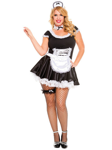 French Maid - Womens Sexy Costume