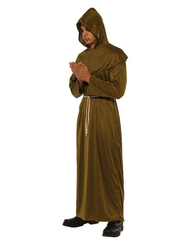 Adult Friar Robe Costume Accessory