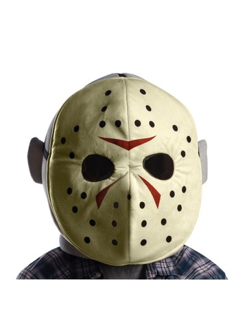 Friday the 13th Jason Adult Mascot Mask