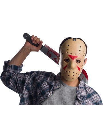 Friday the 13th Jason Adult Mask