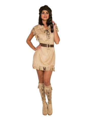 Adult Frontier Woman Costume