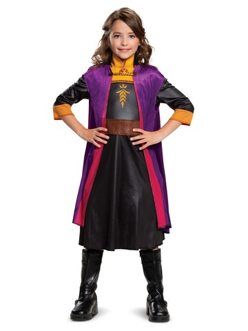 Anna Classic Frozen 2 Costume for Kids