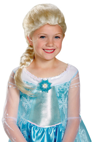 Frozen's Elsa Child Wig