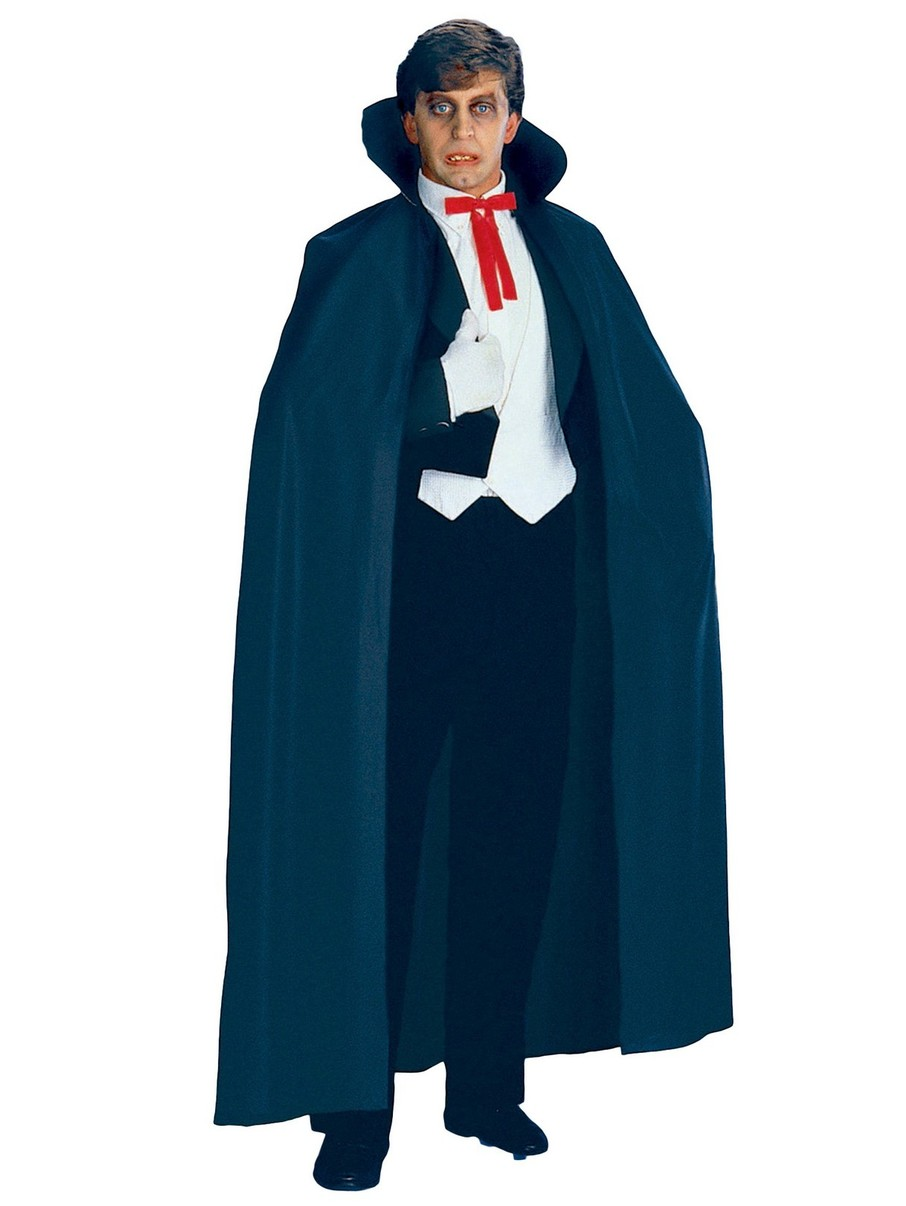 View larger image of Full Length Black Cape