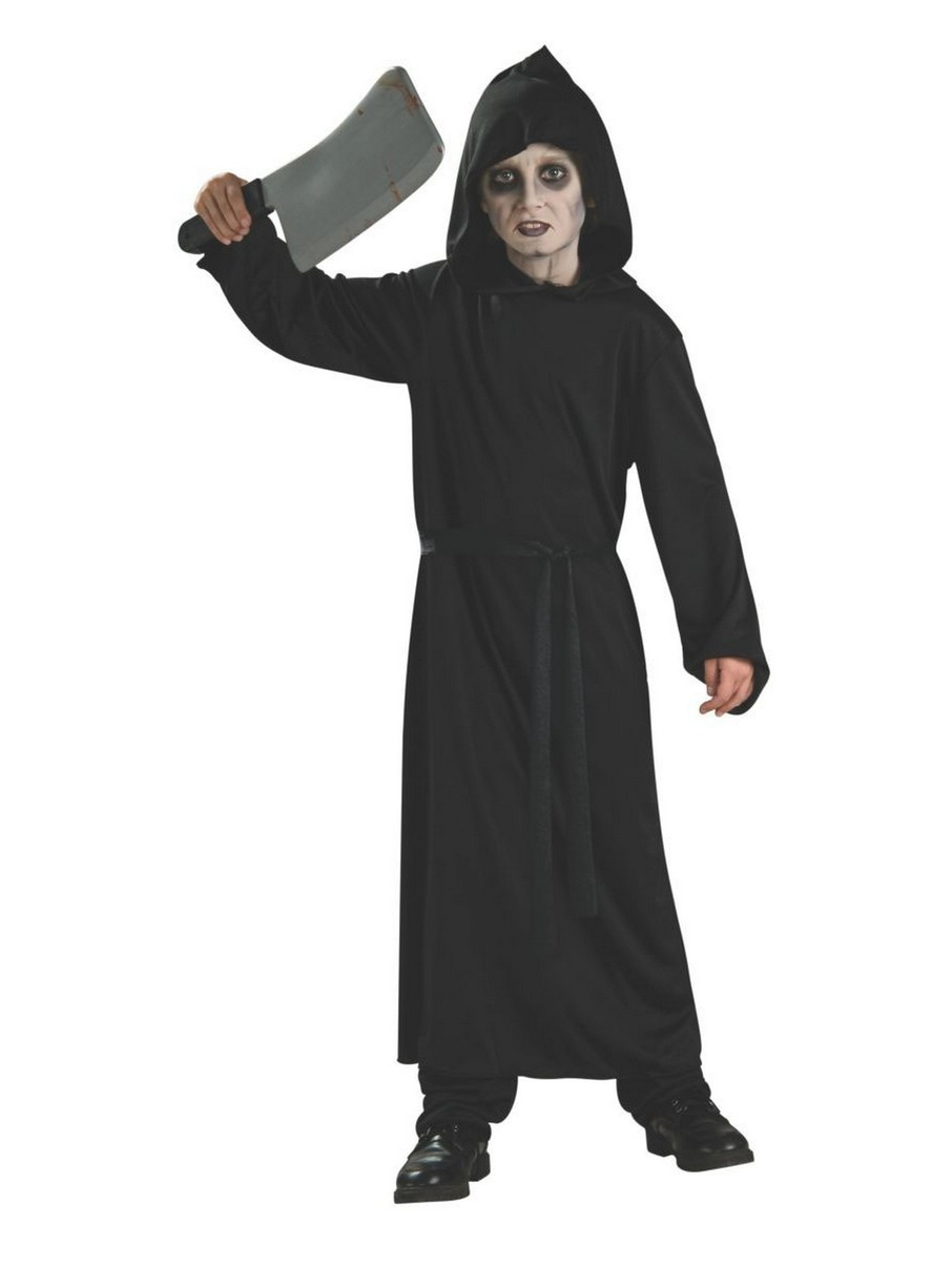 View larger image of Fuller Cut Horror Robe for Kids