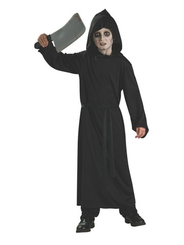 Fuller Cut Horror Robe for Kids
