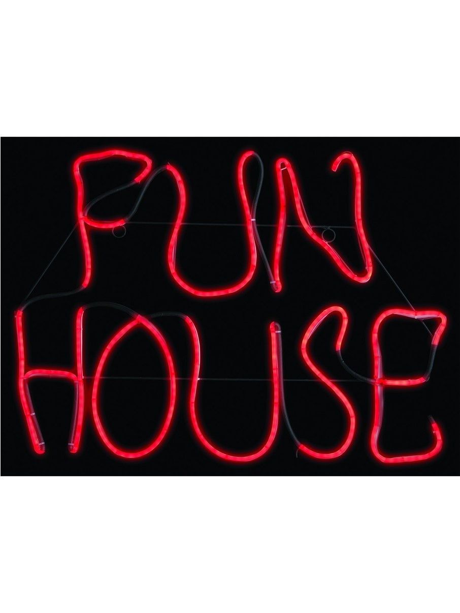 View larger image of LED Fun House Light