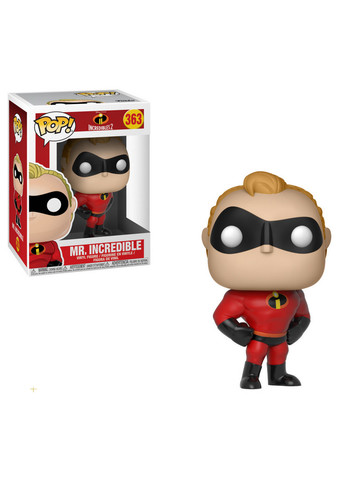 Funko POP Disney: Incredibles 2 - Mr. Incredible