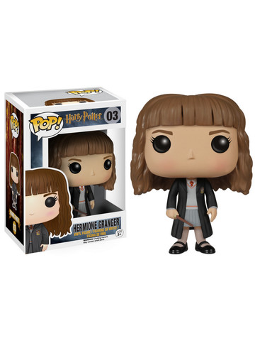 Funko POP Movies: Harry Potter - Hermione Granger