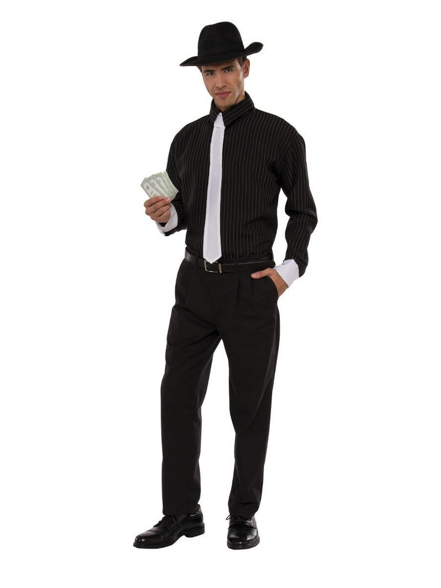 View larger image of Adult Gangster Costume