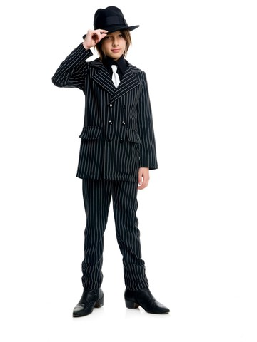 Gangster Suit Costume for Kids