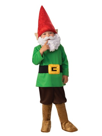 Gnome Costume For Boys