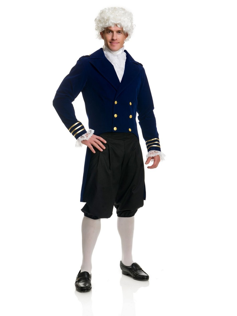 View larger image of Men's George Washington Costume