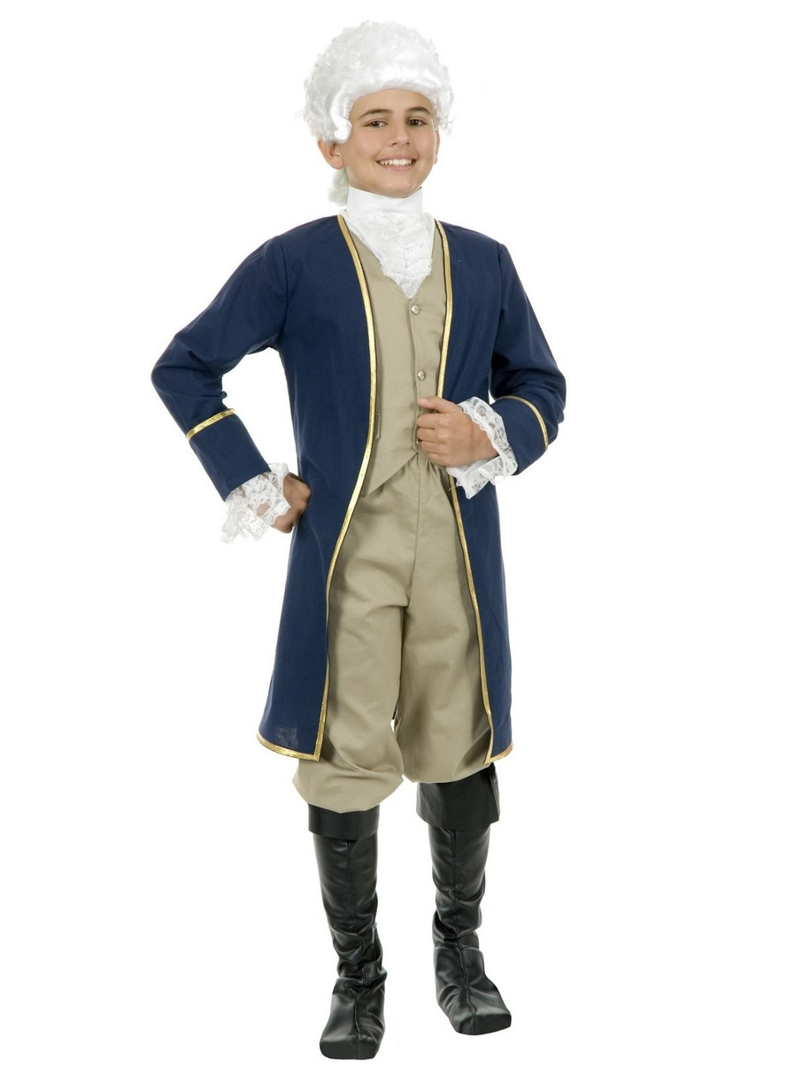 View larger image of George Washington Childrens Costume
