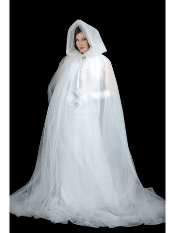 Ghost Cape for Adults