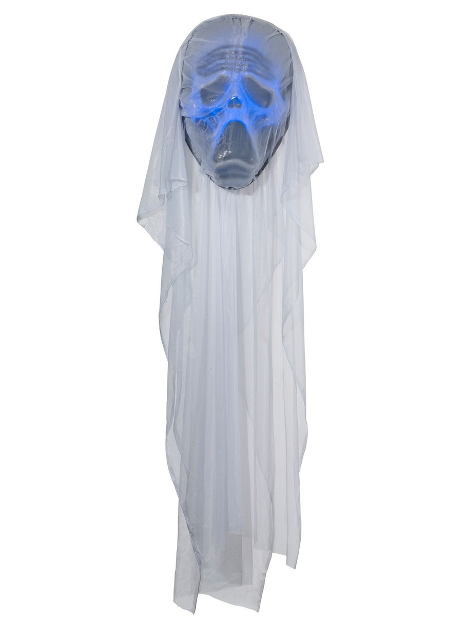 View larger image of Ghost Light Up Giant Face Prop