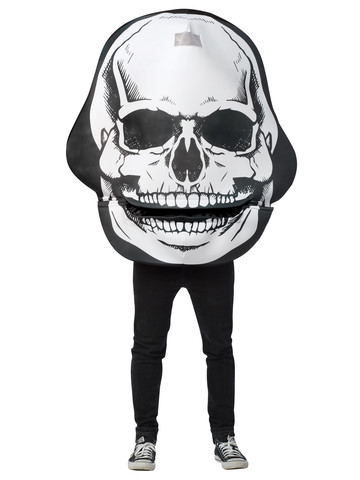 Adult Giant Skull Costume