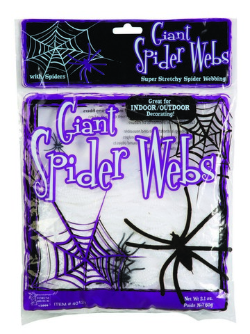 White Web of Spiders