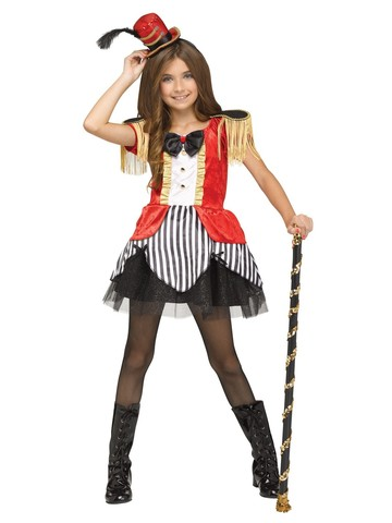 Big Top Beauty Costume for Girls