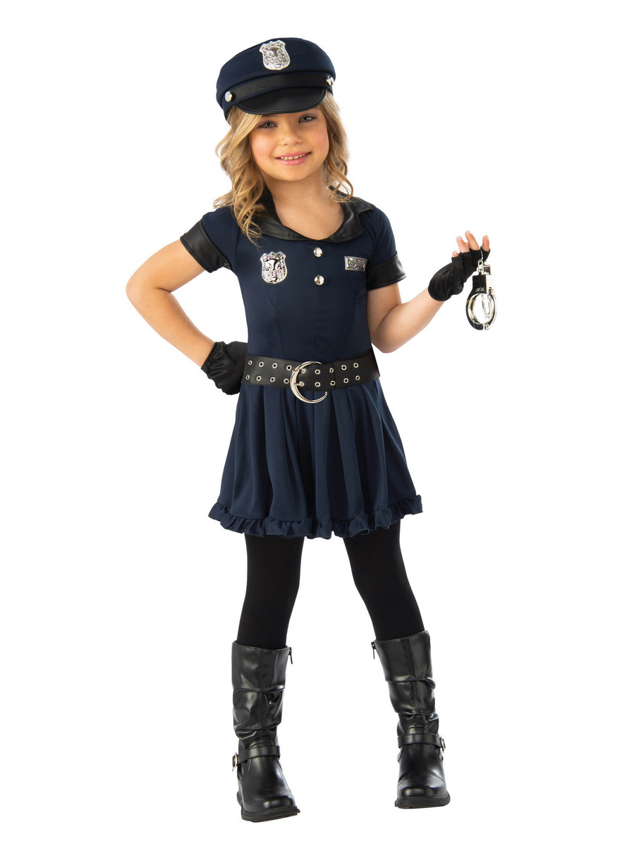 View larger image of Cutie Cop Costume