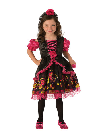 Girls Day Of The Dead Girl Costume