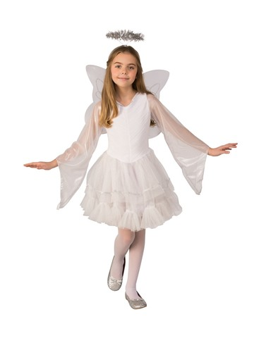 Angel Deluxe Kids Costume