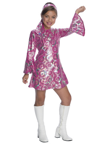 Disco Princess Costume for Girls