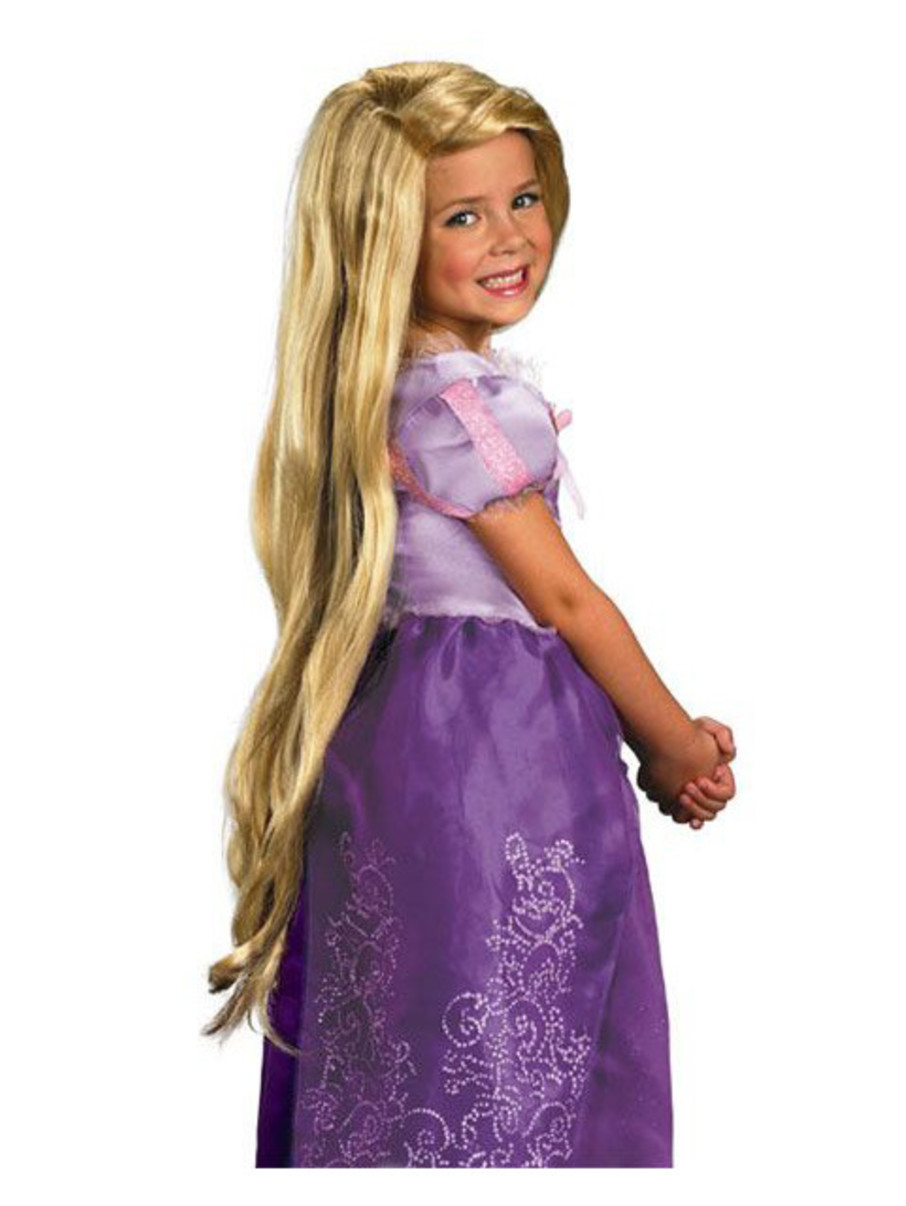 View larger image of Girls Disney's Tangled Rapunzel Wig
