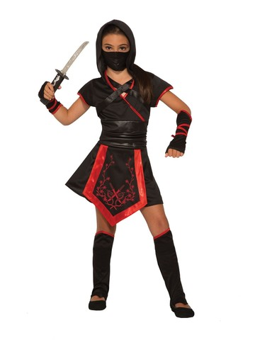 Kids Dragon Blade Ninja Costume